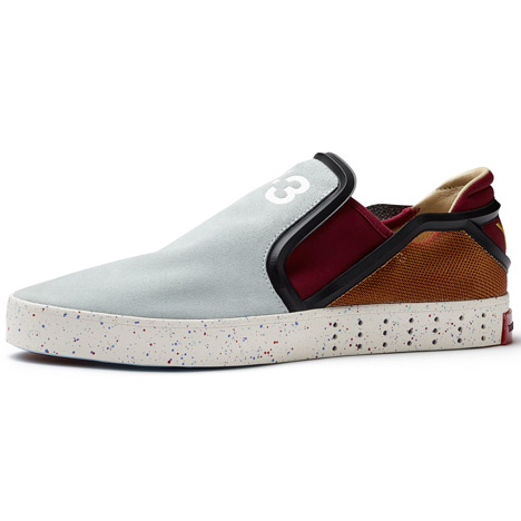 Spring Summer 2014 footwear by Y-3 and Peter Saville for Adidas