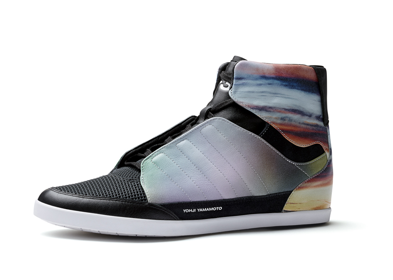 b762cd252b2d Spring Summer 2014 footwear by Y-3 and Peter Saville for Adidas