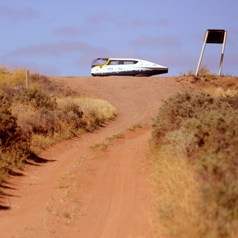 Solar-powered family car wins race across Australia