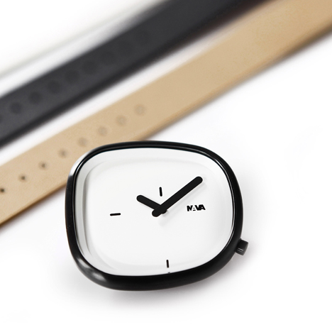 Stone by Denis Guidone now available at Dezeen Watch Store