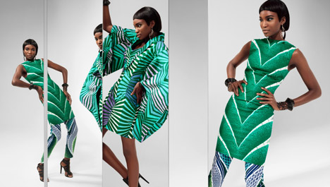 Fashion Fabric Brand Vlisco To Work With A List Of Designers