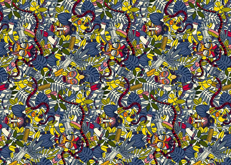 Textile designers create designs for knitted, printed and woven textiles. These designs often feature repeating patterns. Textile design can include designing: textiles for clothing and accessories fabrics and furnishings printed, paper-based products for the technical market, for example, clothing.