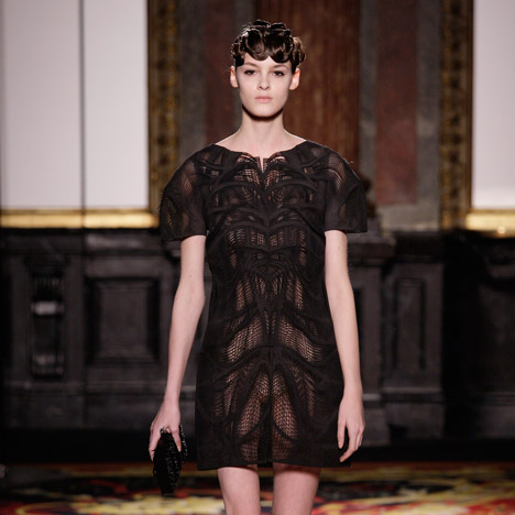 Voltage collection by Iris van Herpen wins Dutch Design Awards 2013