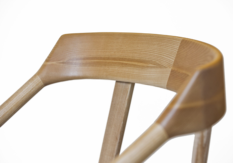 Yi Chair by Michael Young