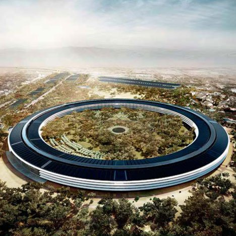 Apple Campus 2 by Foster + Partners