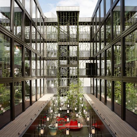 Citizen M London Bankside, UK, by Concrete