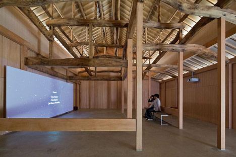 A-Art House and C-Art House by Kazuyo Sejima