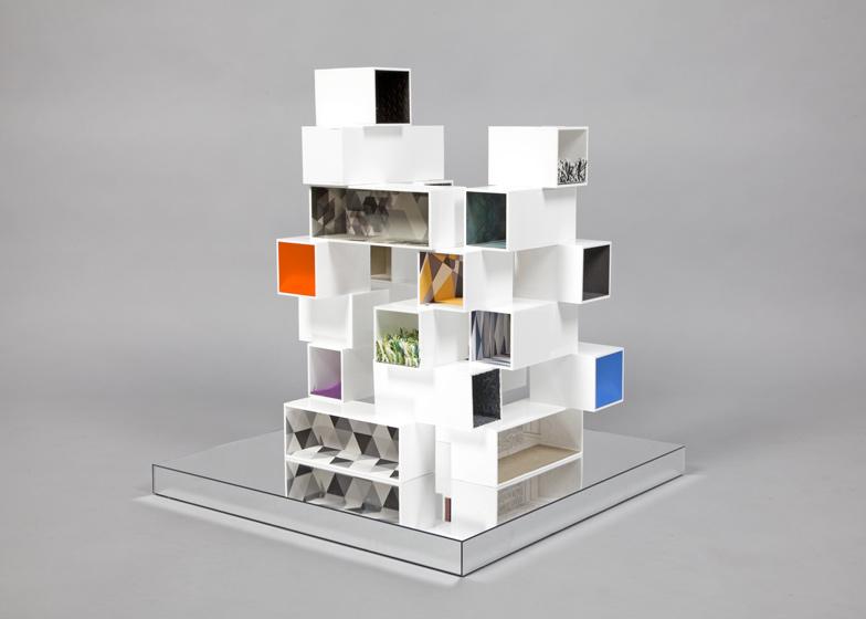 Haptic House by Dexter Moren