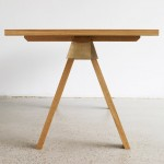 A-Joint Table by Henry Wilson for Very Good & Proper