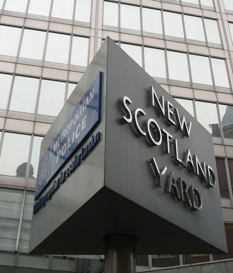 AHMM wins Scotland Yard HQ