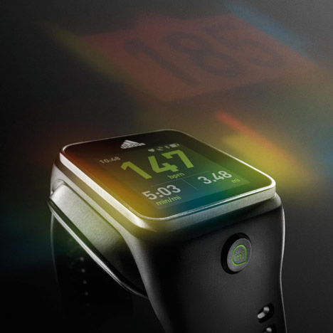 Adidas becomes latest brand to launch a smartwatch