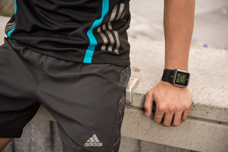 Adidas miCoach Smart Run smartwatch