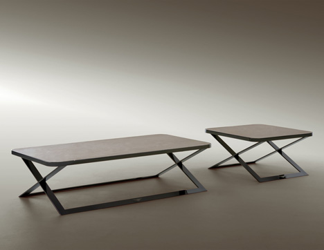 Bentley launches furniture range
