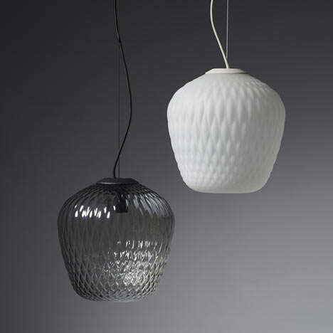 BLOWN lamp by Samuel Wilkinson for &tradition