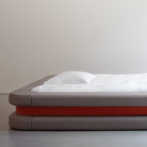 Bumper Bed by Marc Newson