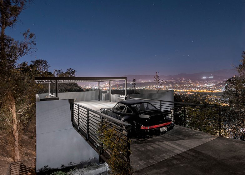 3 of 6  Car Park House by Anonymous Architects. Car Park House in Los Angeles by Anonymous Architects