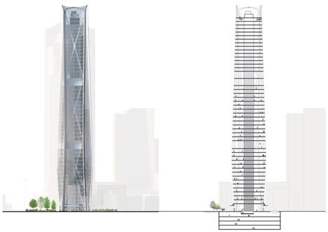 Cenke Tower by HENN