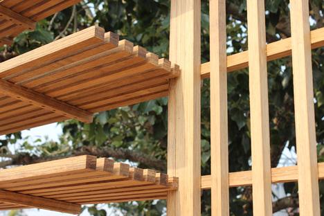 Clue installation by Elevation Workshop architects