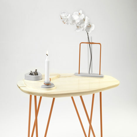 Gergeti Coffee Table by NVDRS