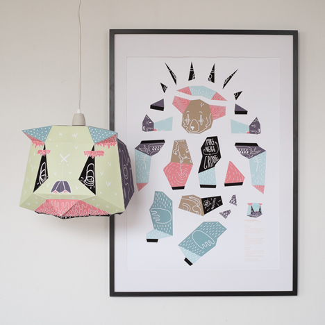 DIY Lampshades by Mostlikely