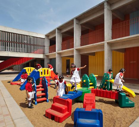dps kindergarten school by khosla associates rh dezeen com