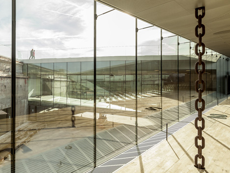 Danish National Maritime Museum by BIG