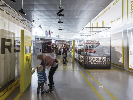 Danish National Maritime Museum by BIG