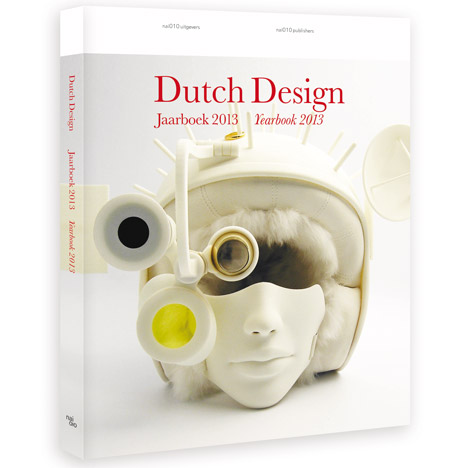 Competition: five copies of Dutch Design Yearbook 2013 to be won