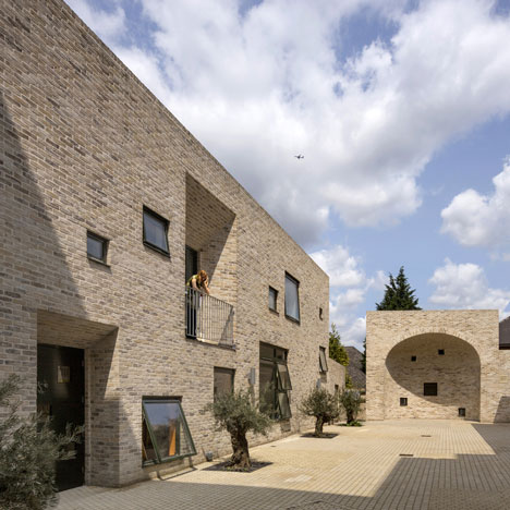 Employment Academy by Peter Barber Architects