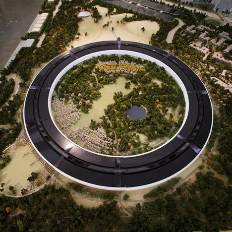 fosters 5bn apple campus unanimously approved by cupertino city council apple cupertino office