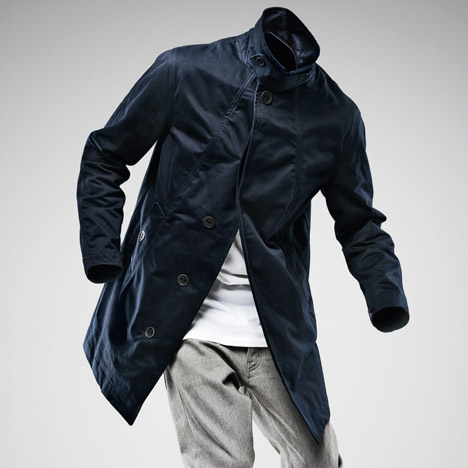 G-Star RAW Spring Summer 2014 collection by Marc Newson