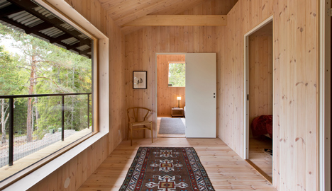 Holiday house Vindö by Stromma Projekt