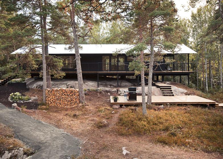 Superb 10 Of 10; Holiday House Vindö By Stromma Projekt