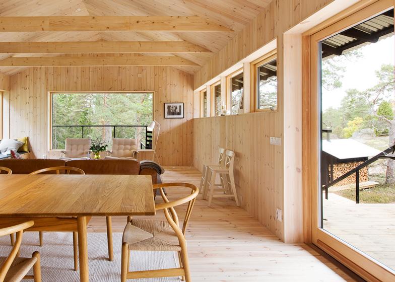 Holiday house Vindö by Stromma Projekt