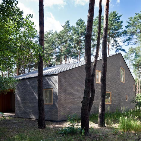 House in the Woods by hayakawa/kowalczyk