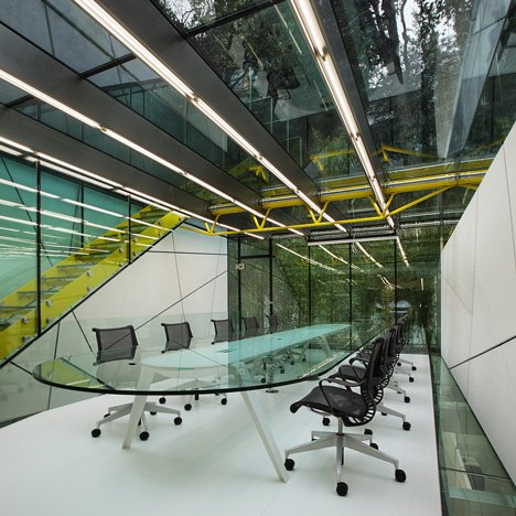 Dardanel Administration Building by Alatas Architecture and Consulting