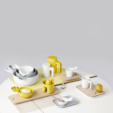 Kitchenware by Ole Jensen for Room Copenhagen