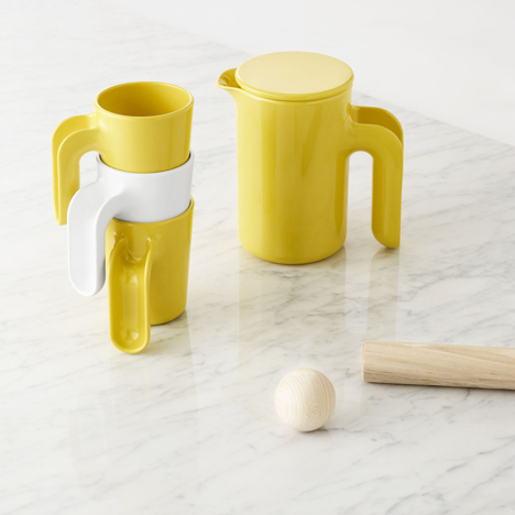 Kitchen collection by Ole Jensen for Room Copenhagen