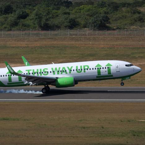 Kulula airline livery