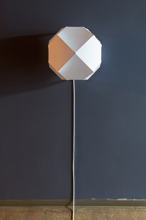 LEM wall lamps by Daniel Becker