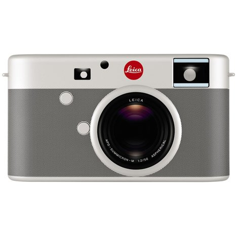 Leica camera by Jonathan Ive<br /> and Marc Newson