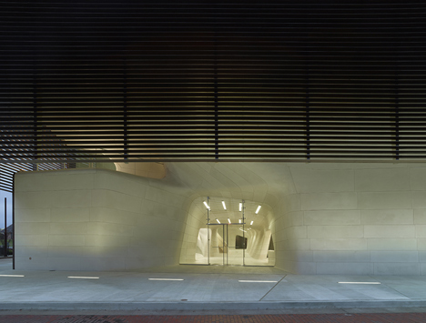 Louisiana State Museum by Trahan Architects | architecture | dezeen