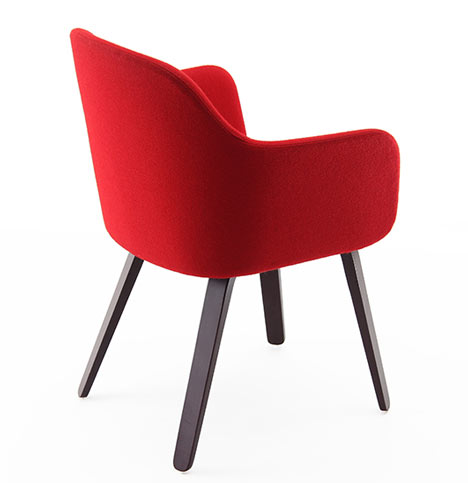 MT Club Chair by Very Good and Proper