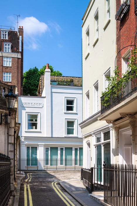 Mayfair House by Squire and Partners