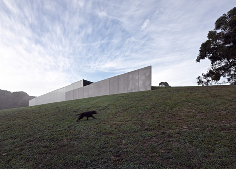 Medhurst Winery by Folk Architects