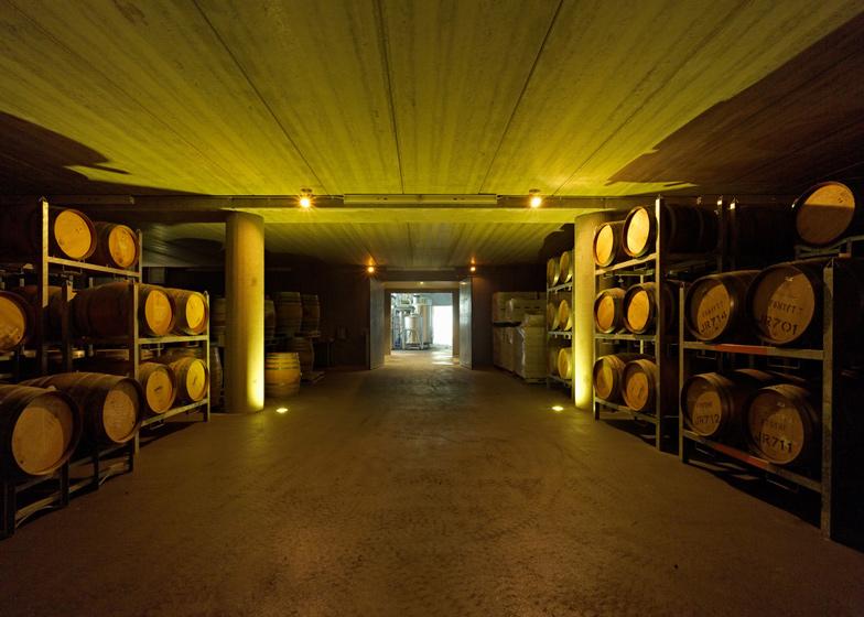 Medhurst Winery by Folk Architects