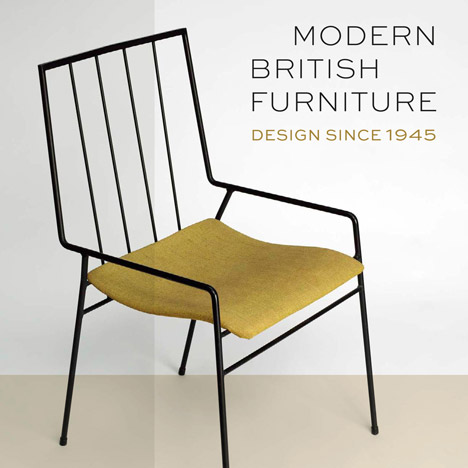 Modern British Furniture: Design from 1945