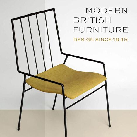 Modern British Furniture: Design from 1945