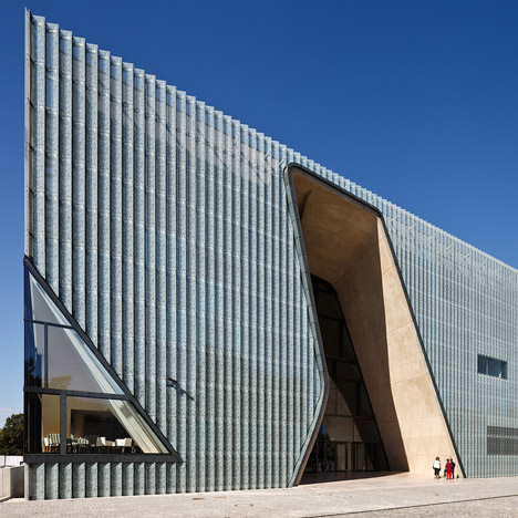 Museum of the History of Polish Jews by Lahdelma & Mahlamaki Architects