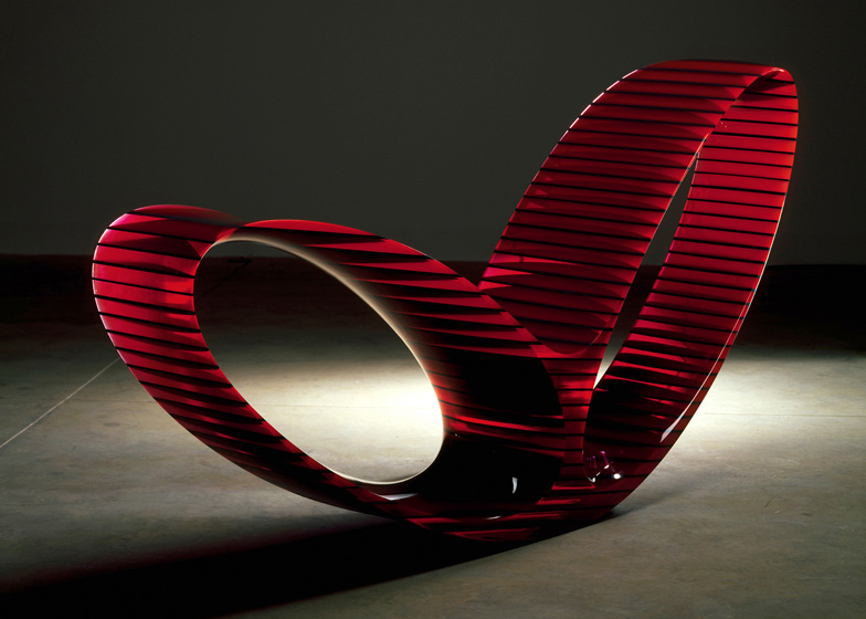 Out of Hand: Materializing the Postdigital at MAD - Oh Void by Ron Arad